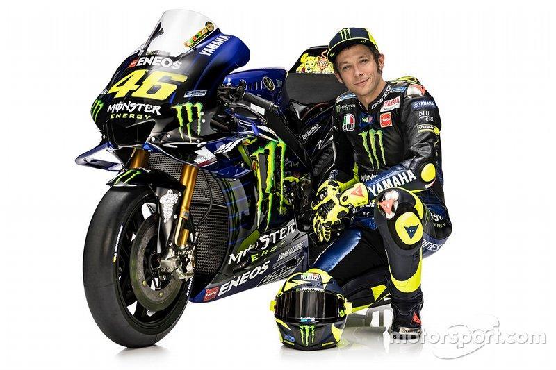 Entre Valentino Rossi et Yamaha de nouvelles perspectives sont à l'étude